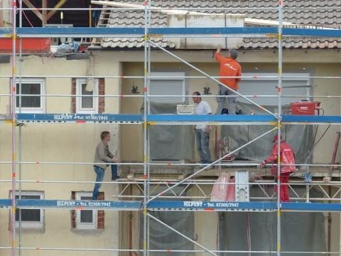 Informationen für Bauherren über die Umsatzbesteuerung